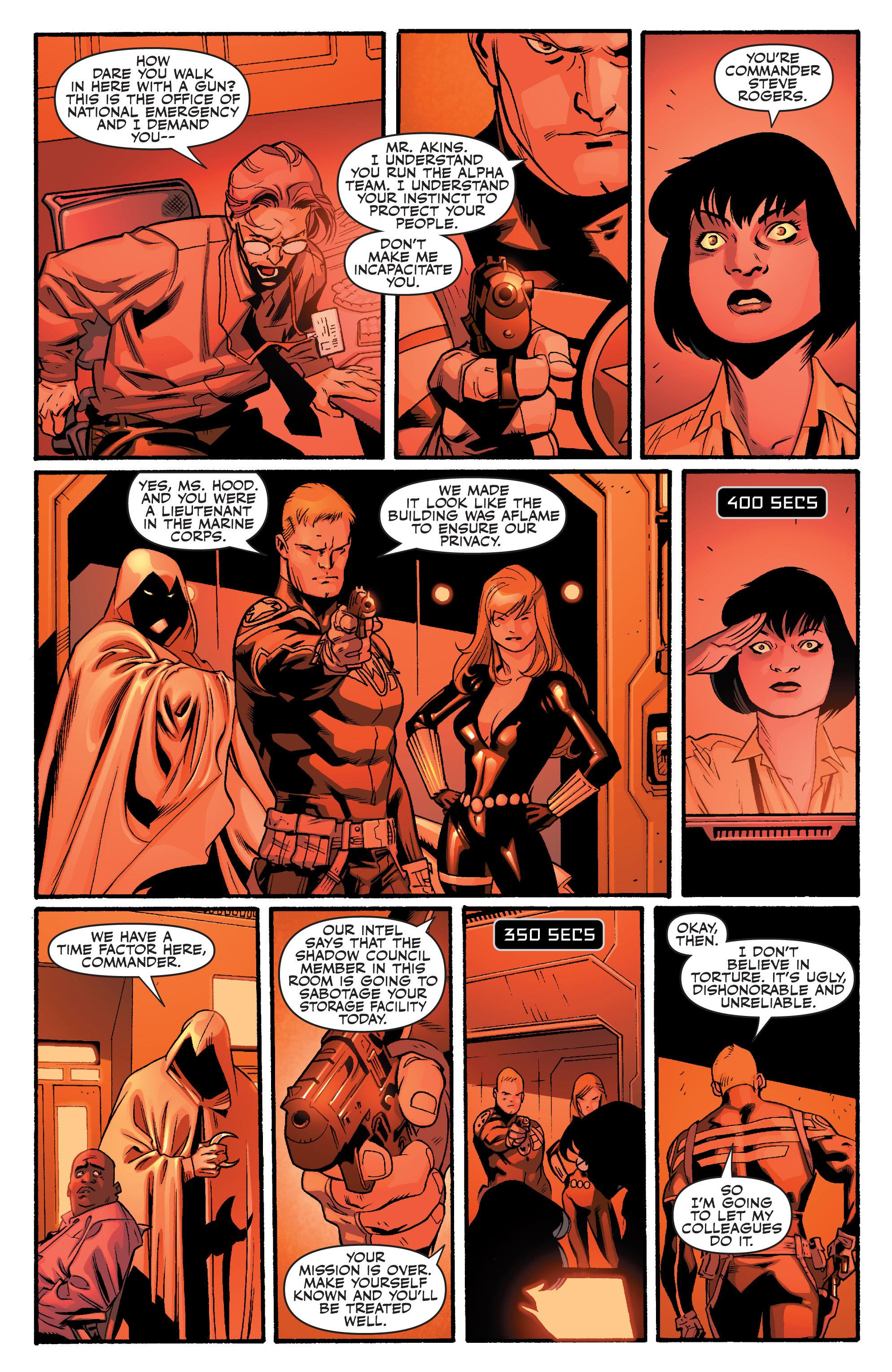 Read online Secret Avengers (2010) comic -  Issue #21 - 5