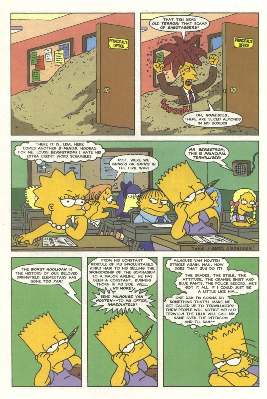 Read online Simpsons Comics comic -  Issue #33 - 5