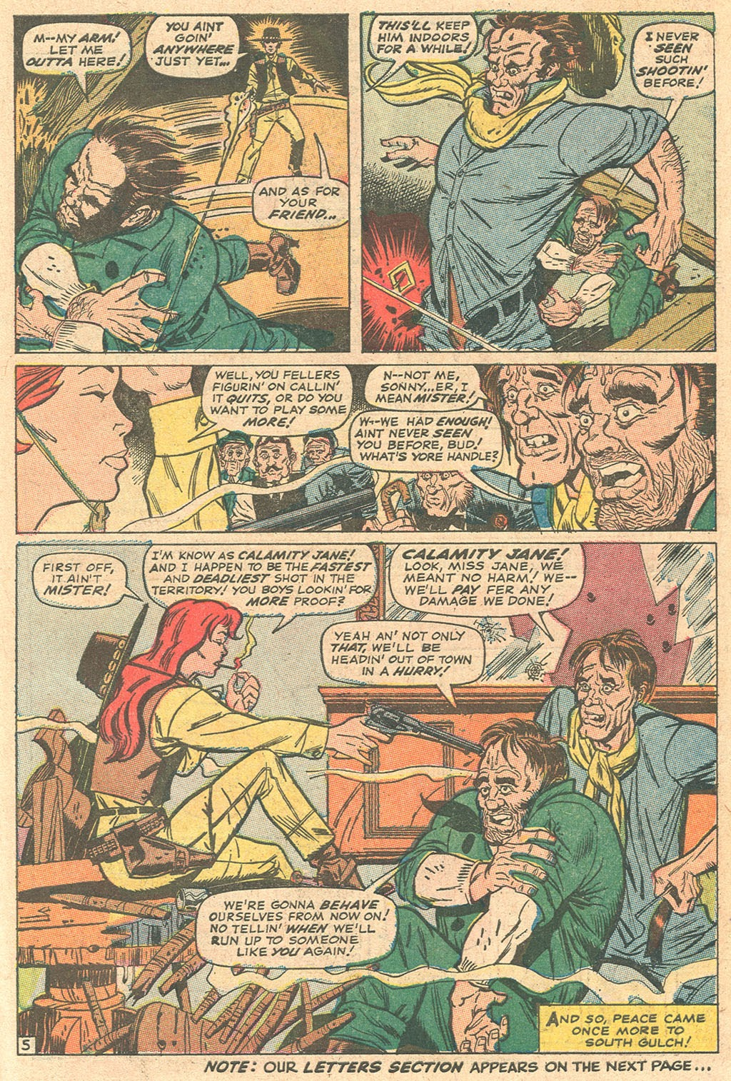 Kid Colt Outlaw issue 136 - Page 31