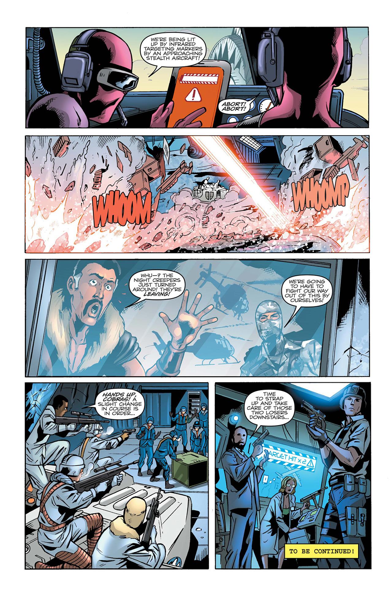 G.I. Joe: A Real American Hero 168 Page 25