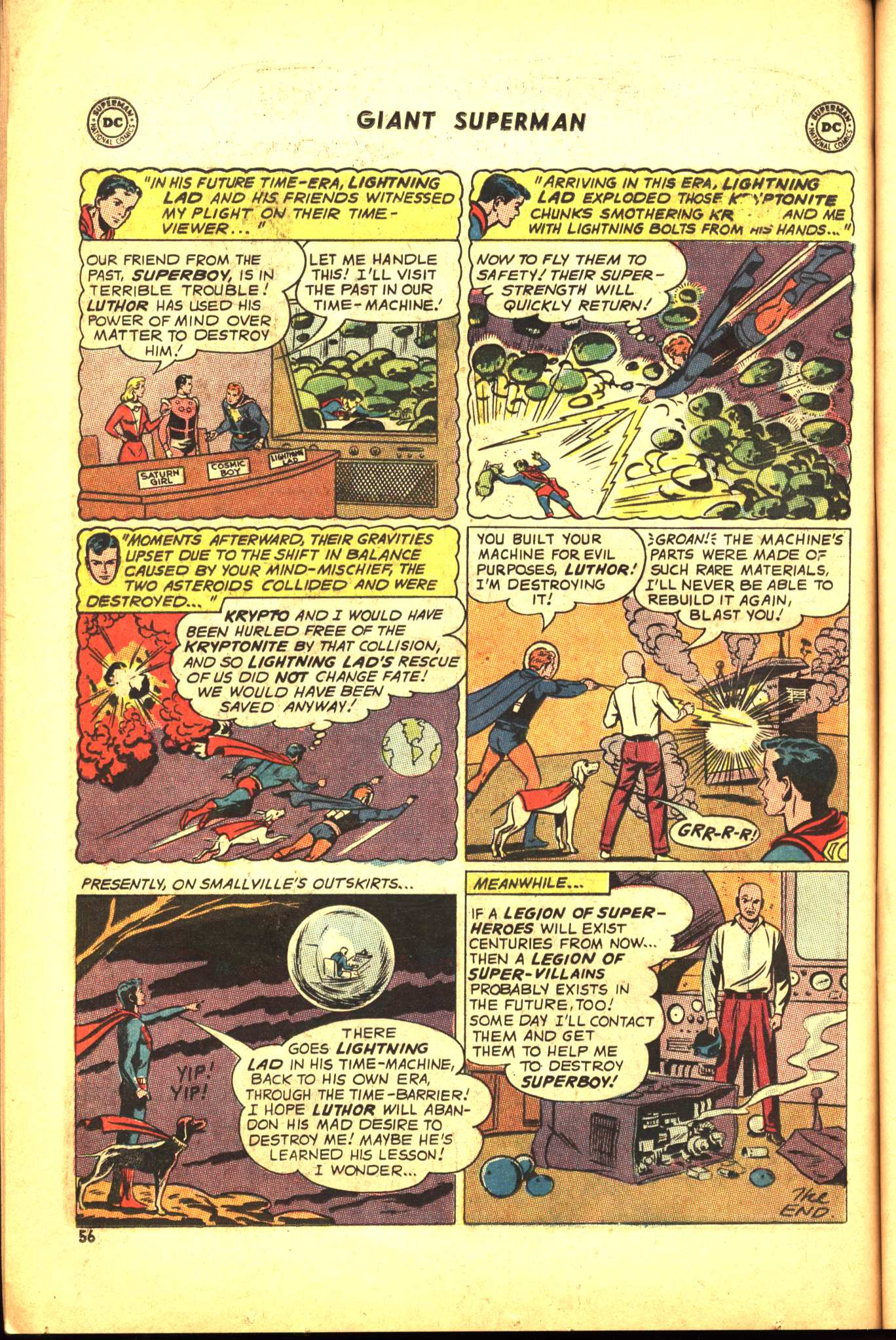 Read online 80 Page Giant comic -  Issue #11 - 58