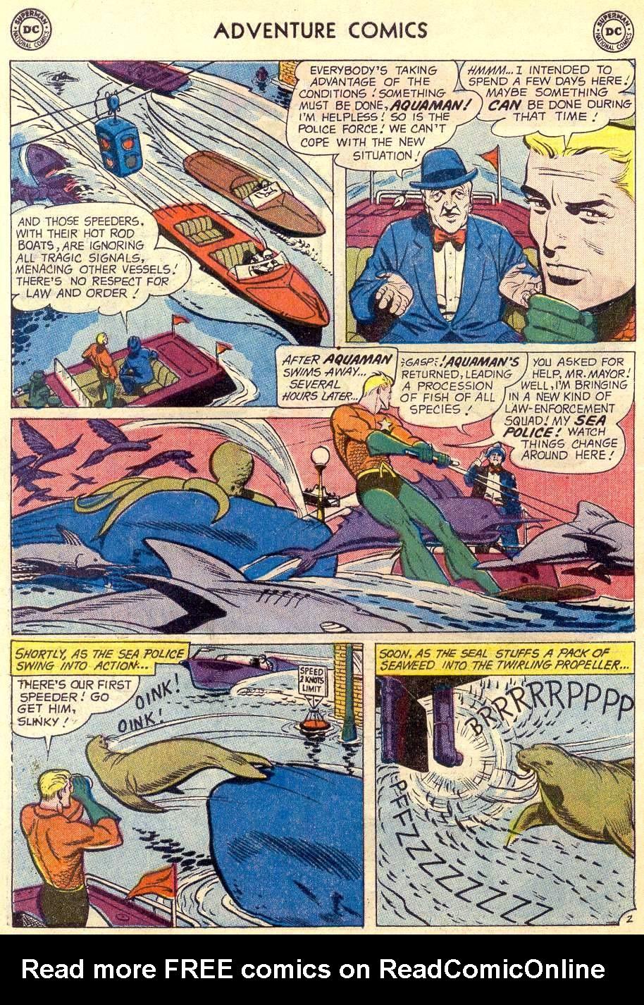Read online Adventure Comics (1938) comic -  Issue #264 - 18