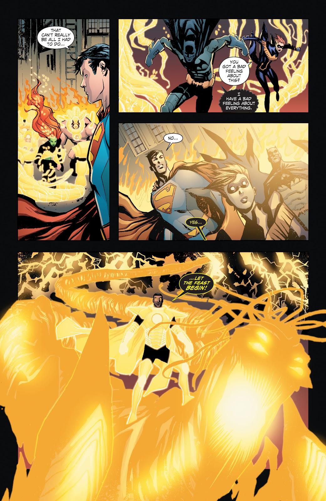 Read online Smallville Season 11 [II] comic -  Issue # TPB 7 - 99