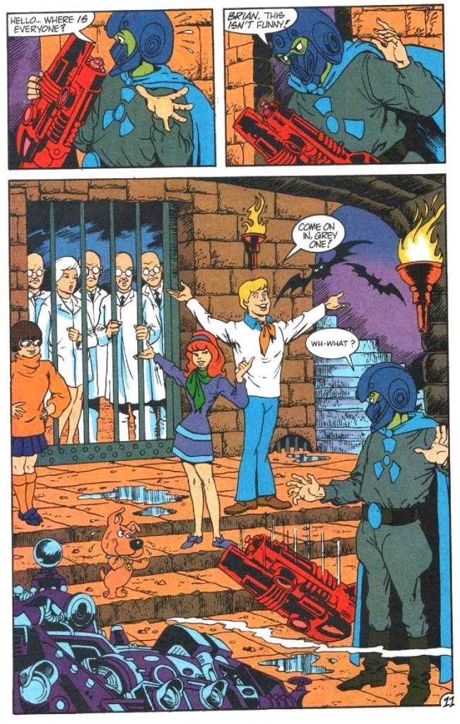 Read online Scooby-Doo (1995) comic -  Issue #5 - 12