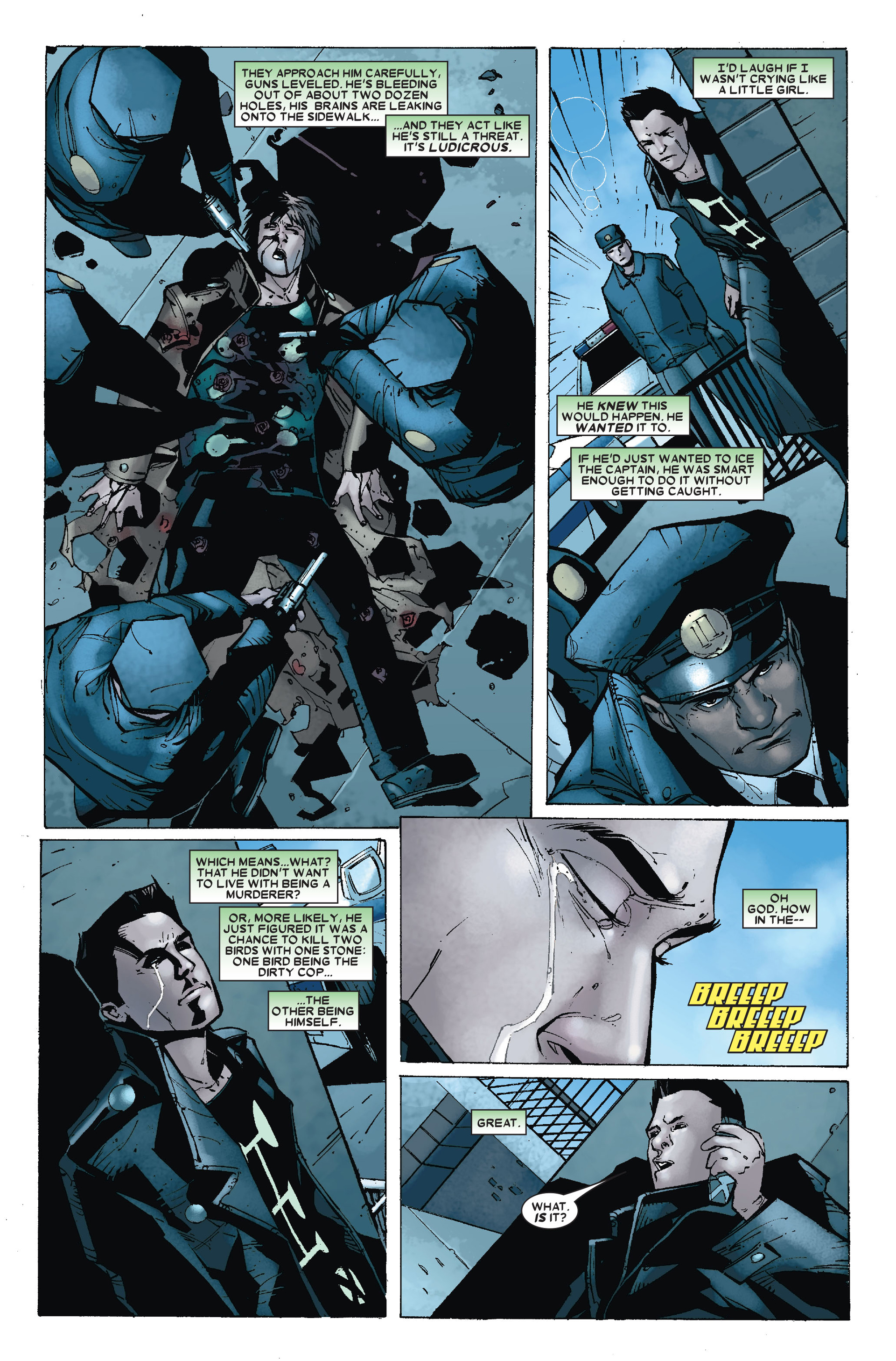 Read online X-Factor (2006) comic -  Issue #17 - 11