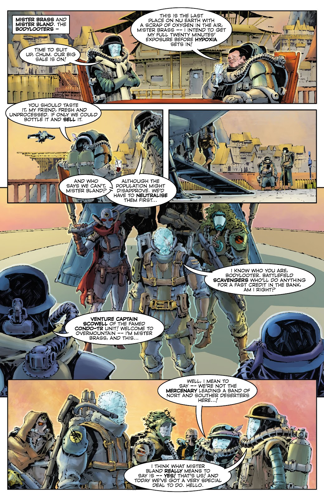 Read online 2000 AD Villains Special comic -  Issue # Full - 11