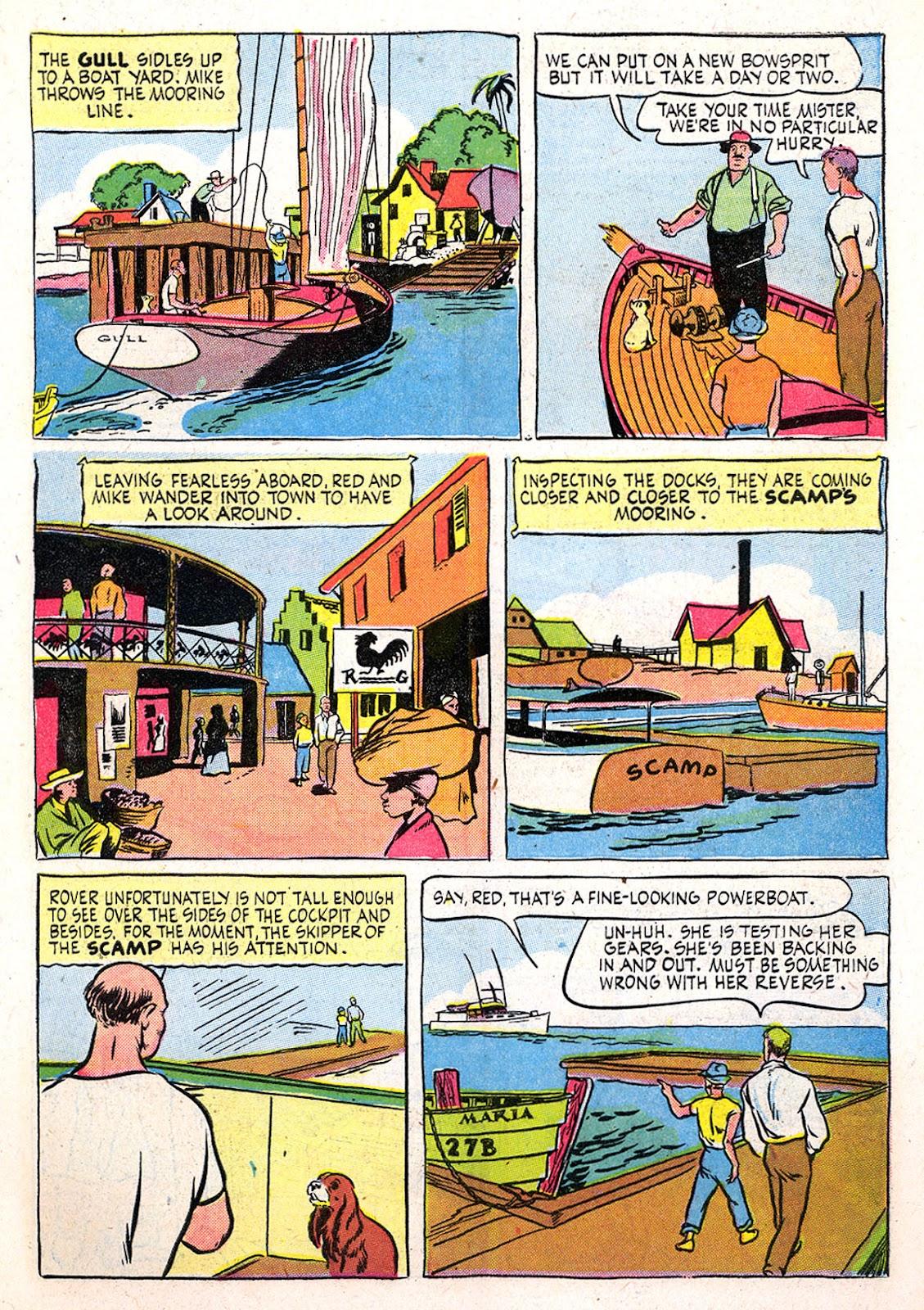 Read online Animal Comics comic -  Issue #29 - 7