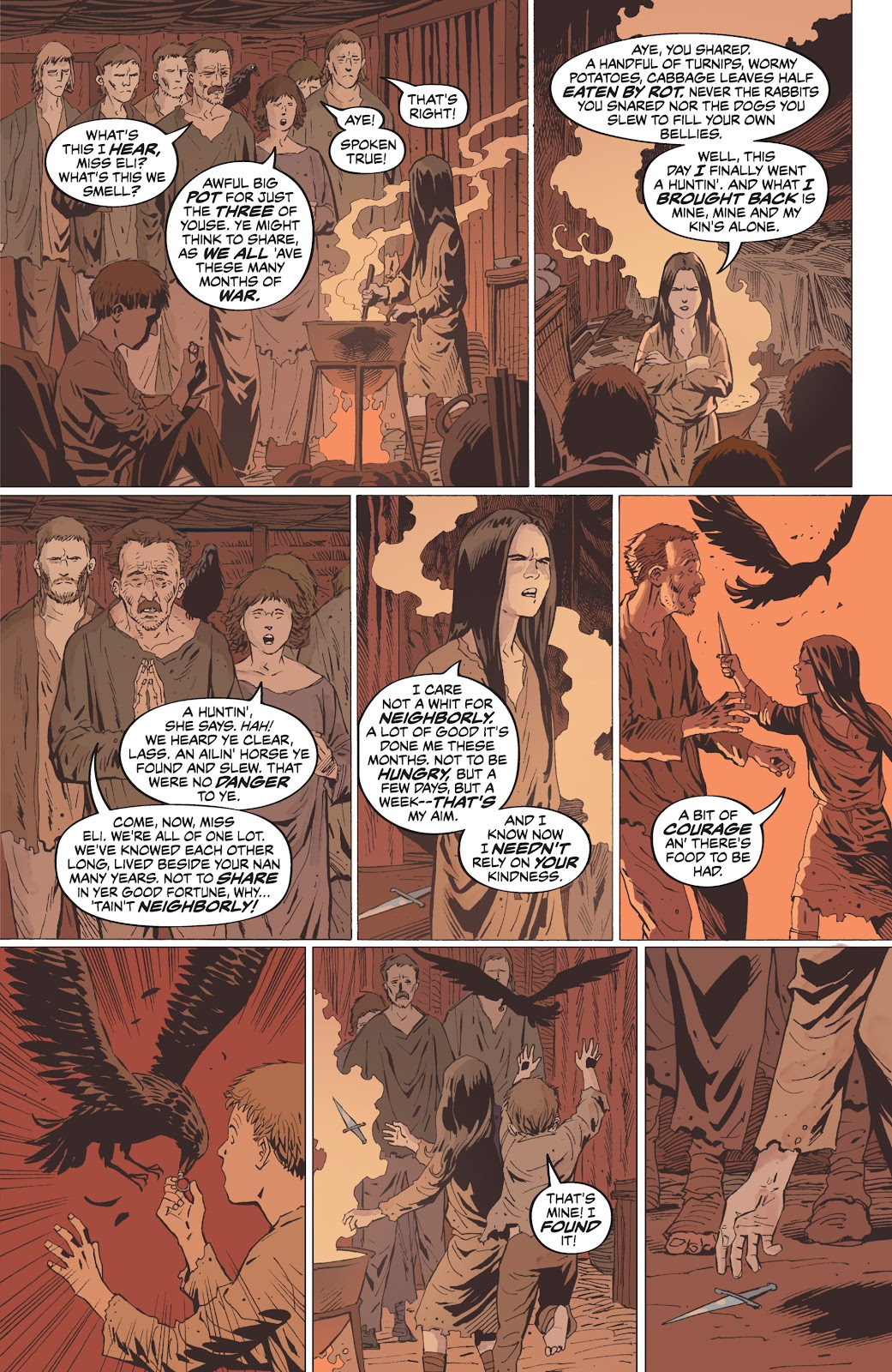Read online The Witcher Omnibus comic -  Issue # TPB (Part 5) - 8