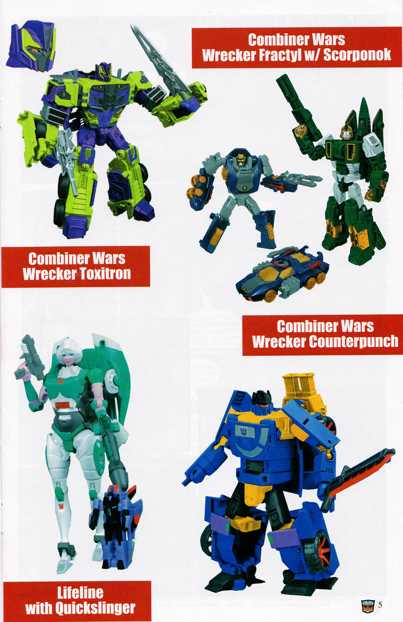 Read online Transformers: Collectors' Club comic -  Issue #68 - 5