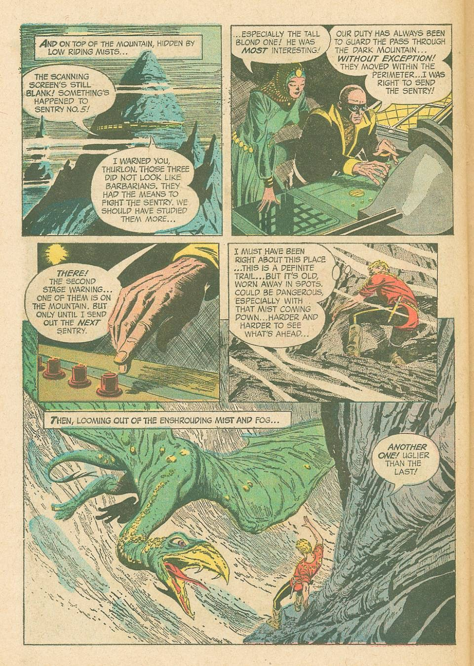 Flash Gordon (1966) issue 4 - Page 26