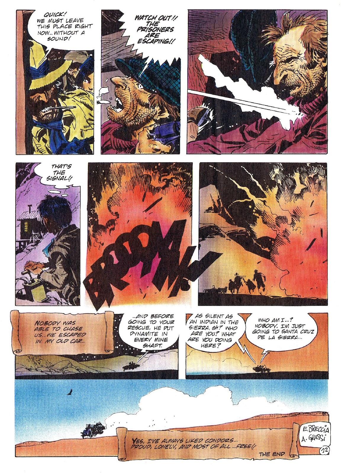 Read online Merchants of Death comic -  Issue #4 - 30
