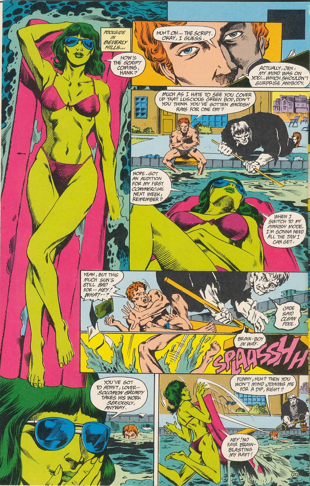 Infinity Inc. (1984) issue 40 - Page 22