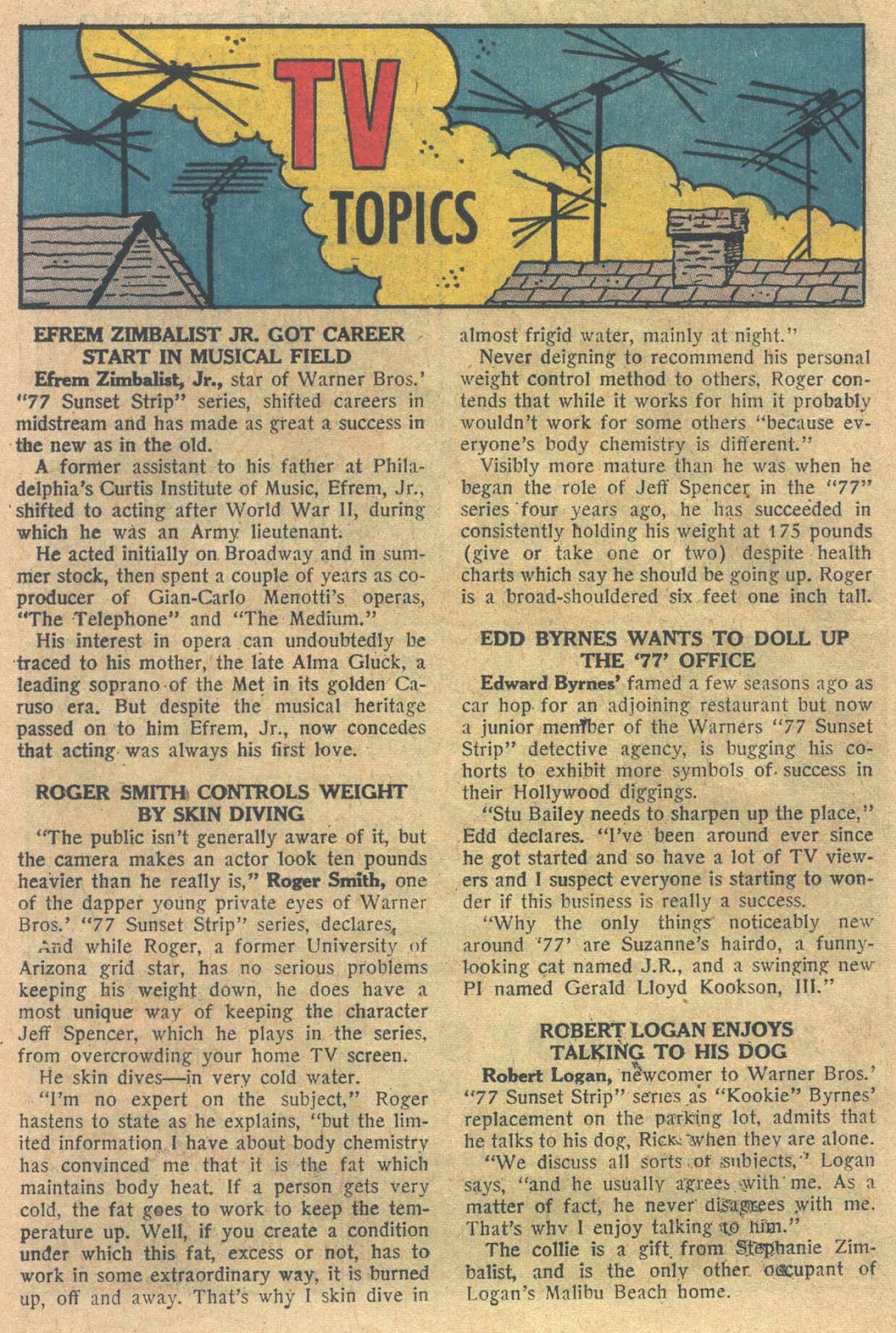 The Adventures of Bob Hope issue 76 - Page 18