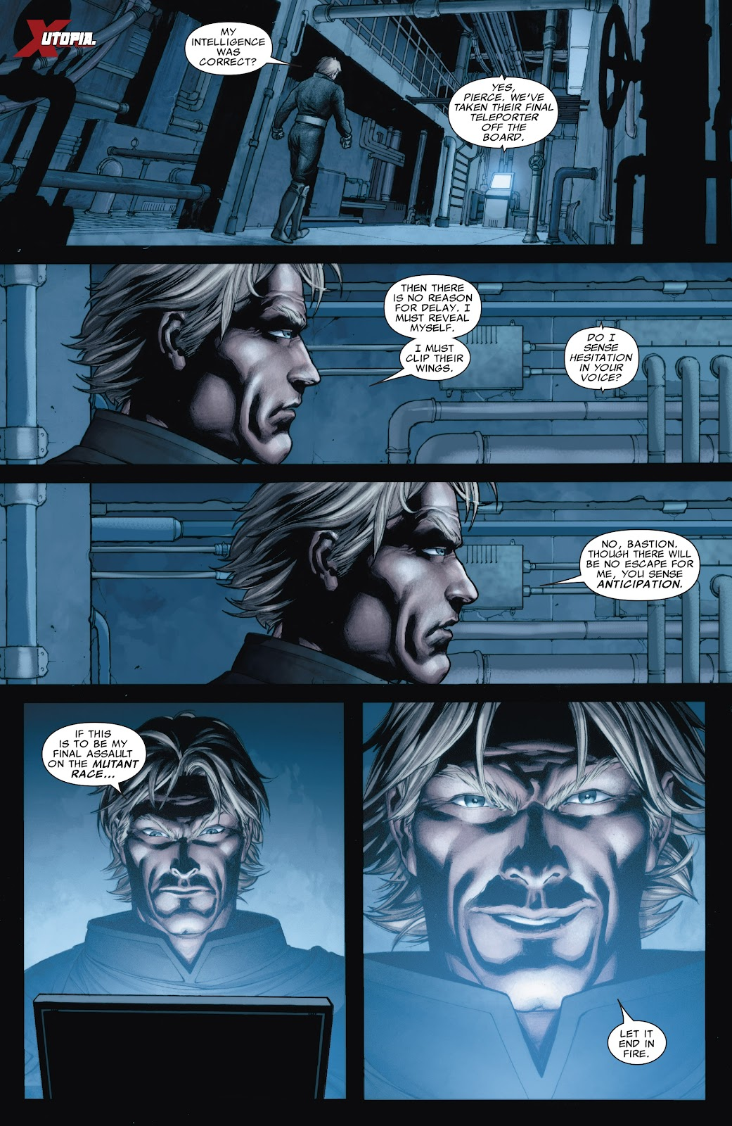 Read online X-Men: Second Coming comic -  Issue # _TPB (Part 2) - 65