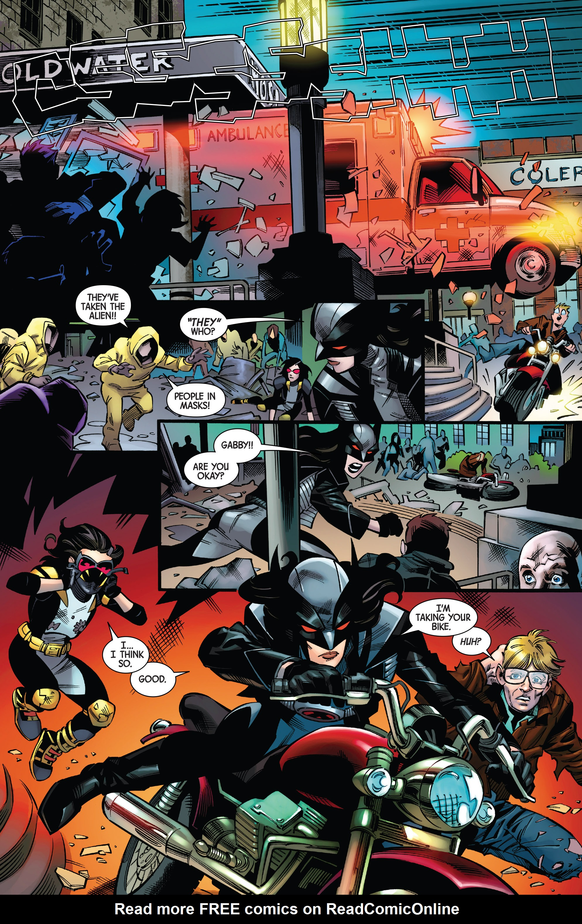 Read online All-New Wolverine (2016) comic -  Issue #20 - 11
