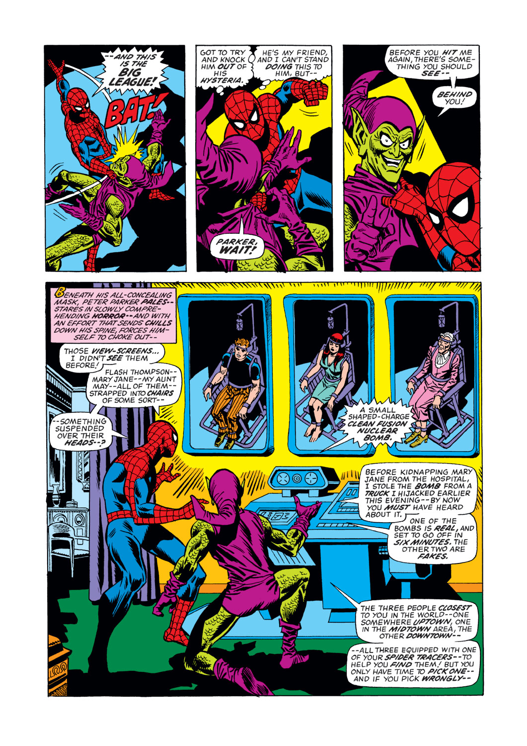 The Amazing Spider-Man (1963) 137 Page 12
