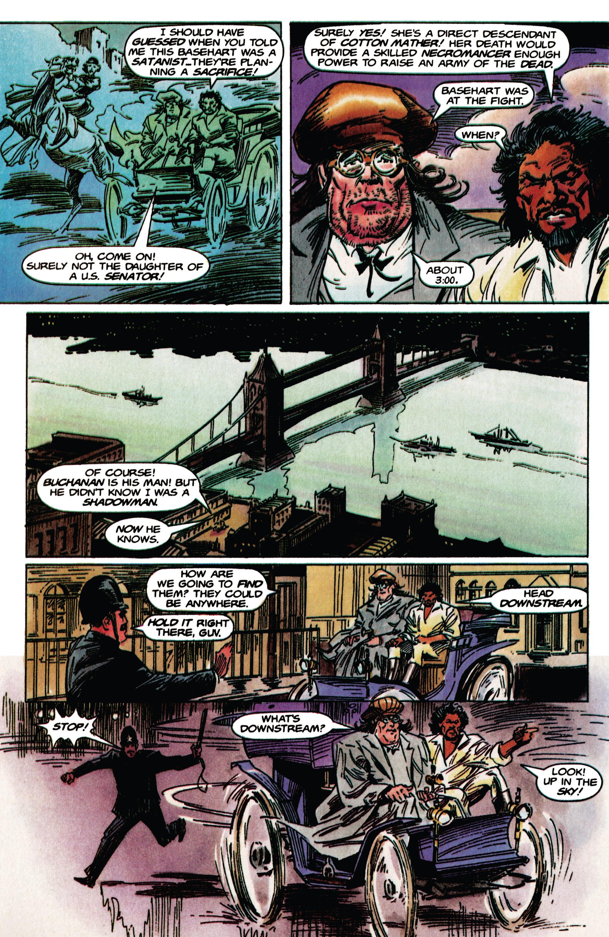 Read online Shadowman (1992) comic -  Issue # _TPB 1 - 29