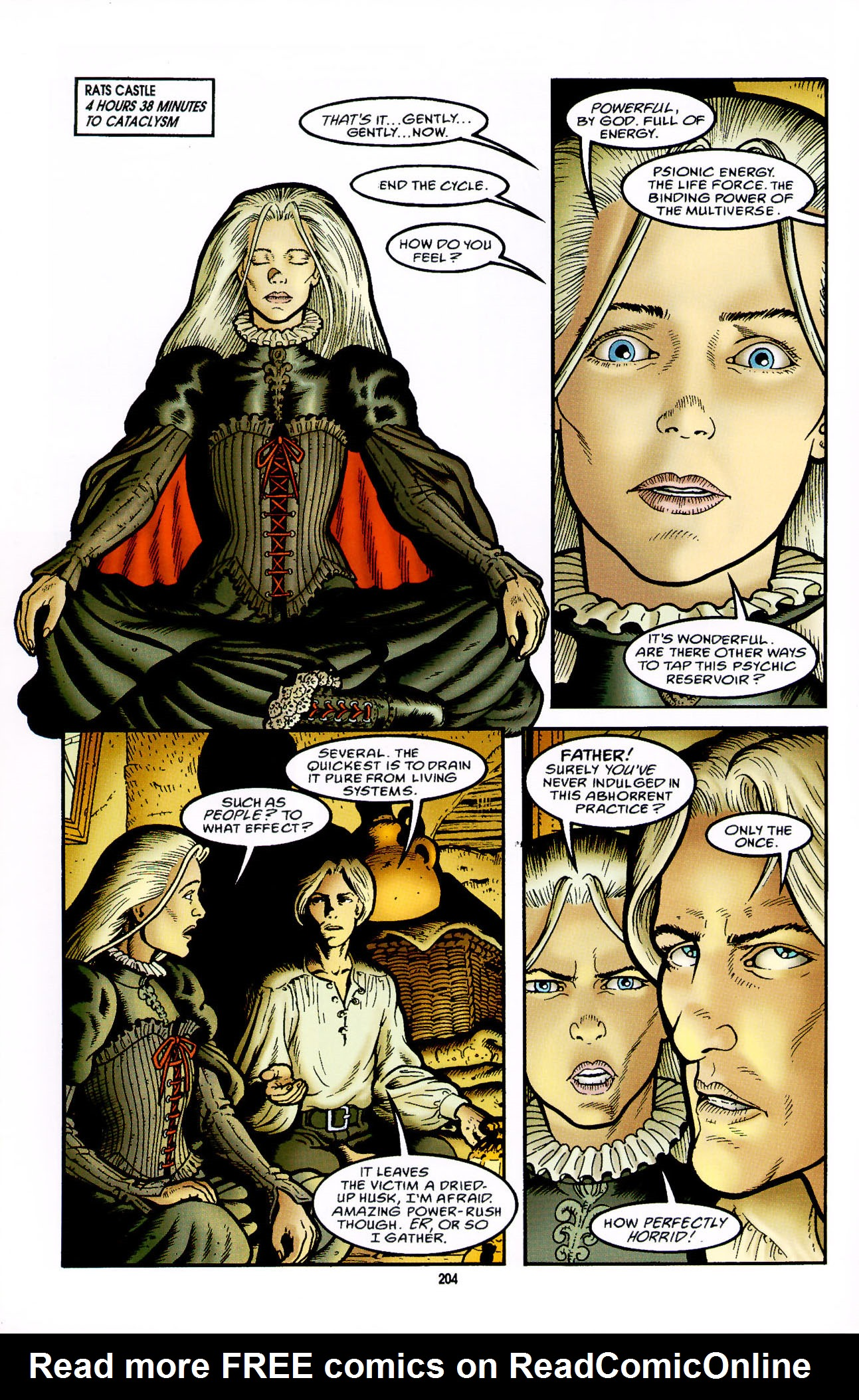 Read online Heart of Empire comic -  Issue #7 - 10