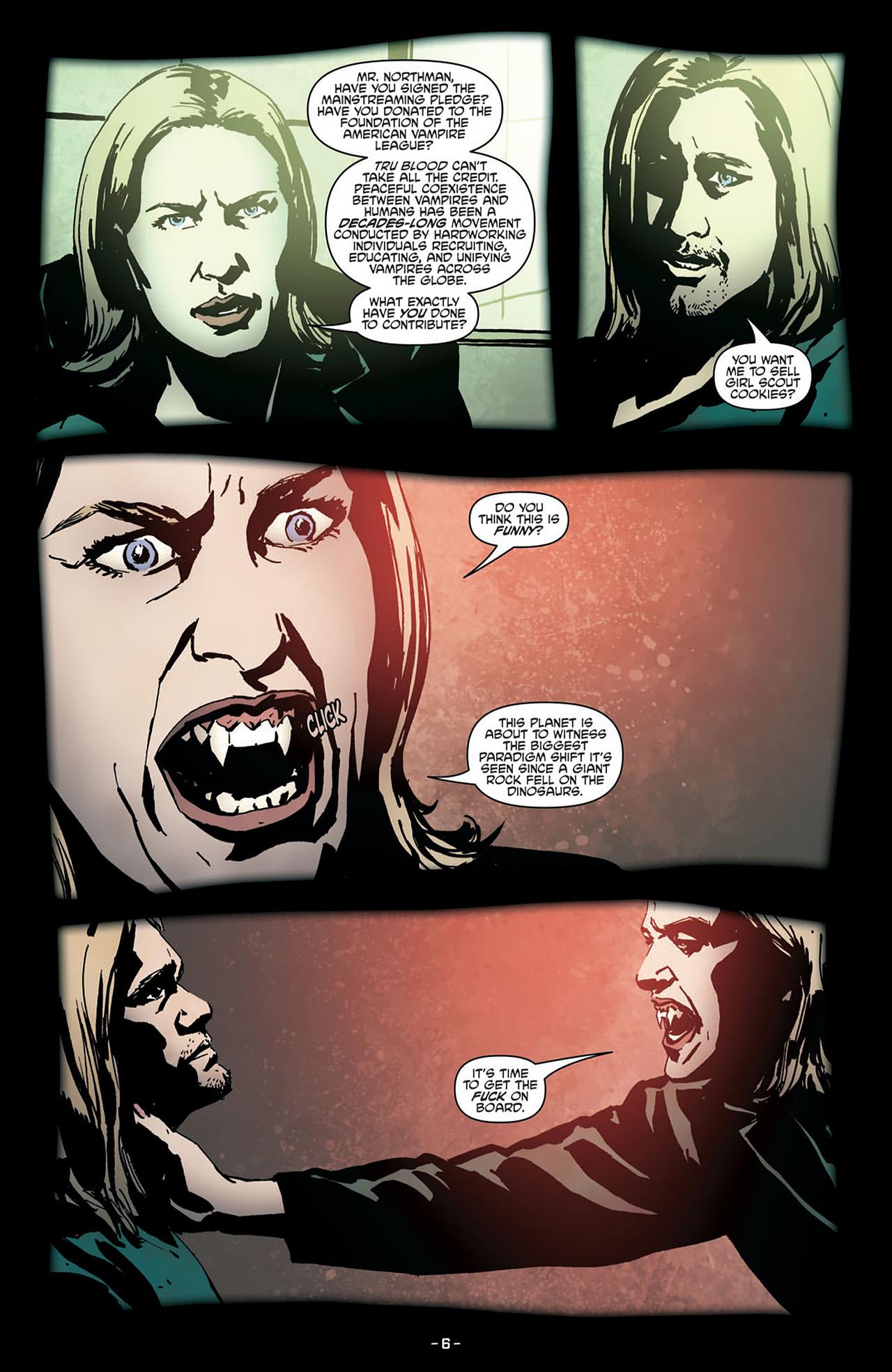 Read online True Blood (2012) comic -  Issue #2 - 8