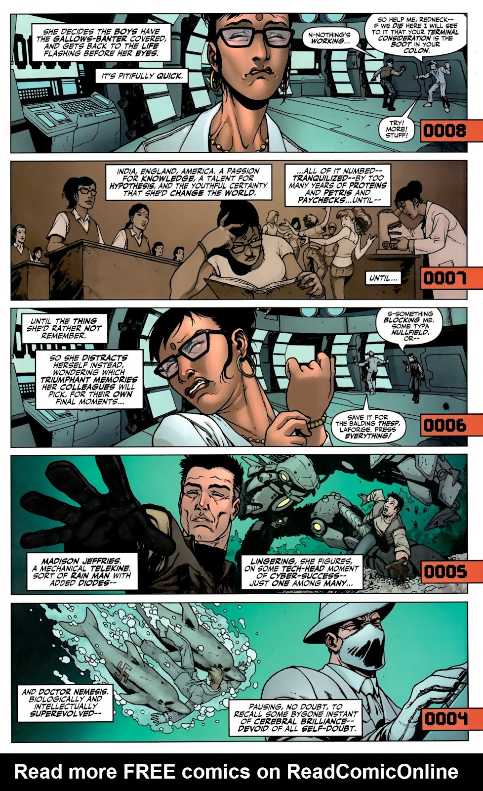 Read online X-Men: Second Coming Revelations comic -  Issue # TPB (Part 1) - 35