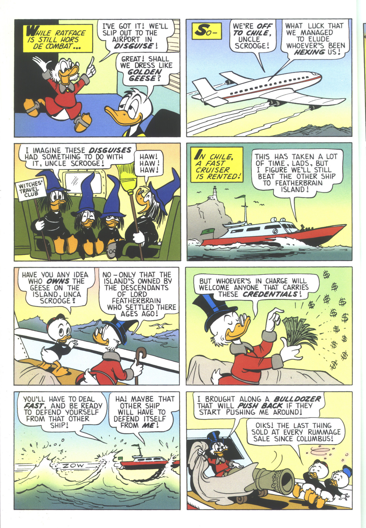 Read online Uncle Scrooge (1953) comic -  Issue #352 - 14