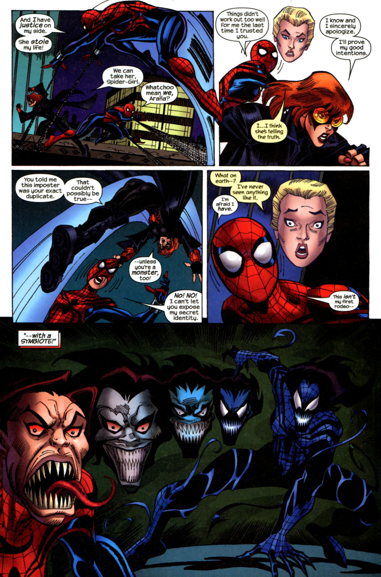 Read online Amazing Spider-Girl comic -  Issue #29 - 13