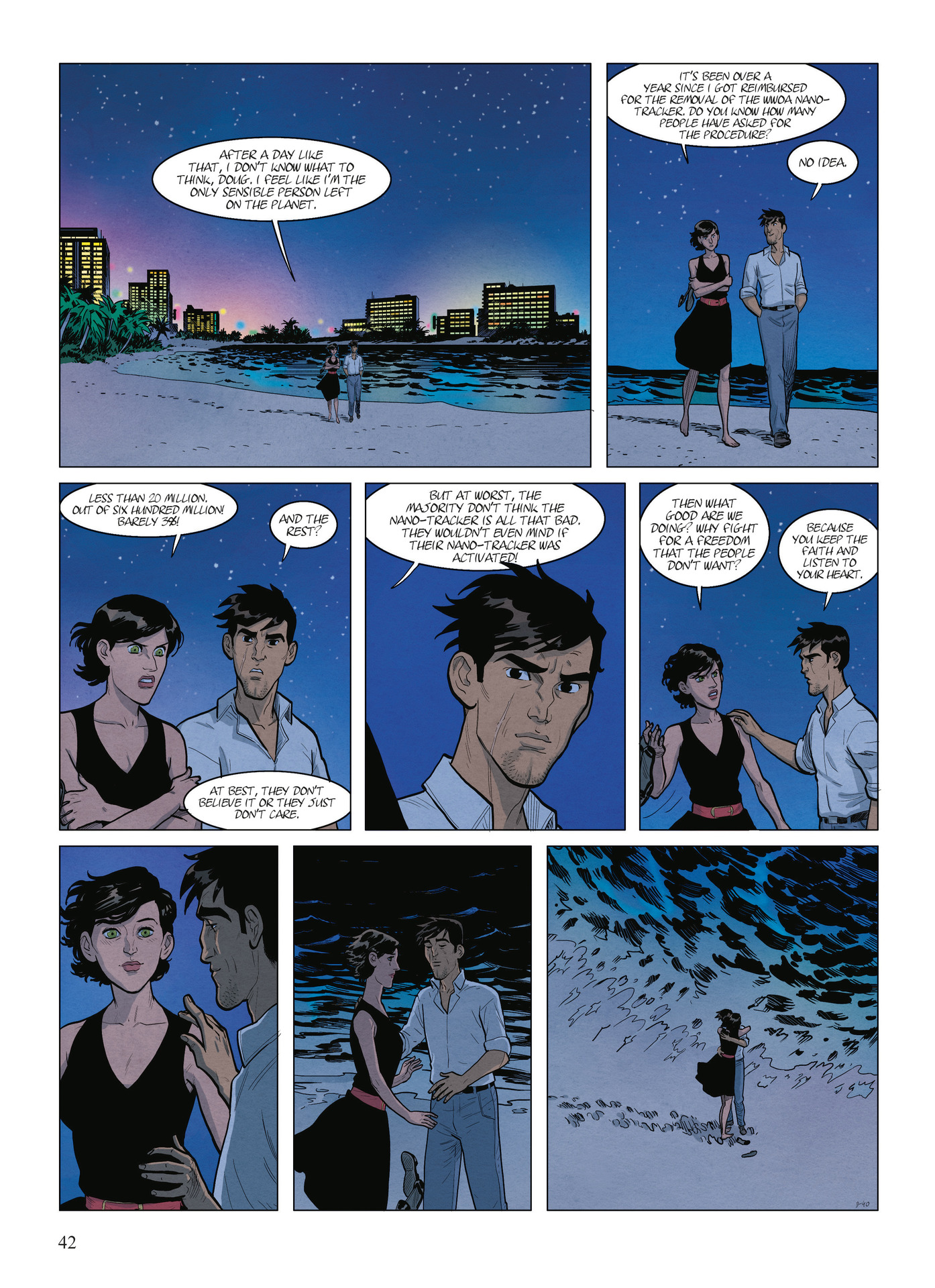 Read online Alter Ego comic -  Issue #9 - 44
