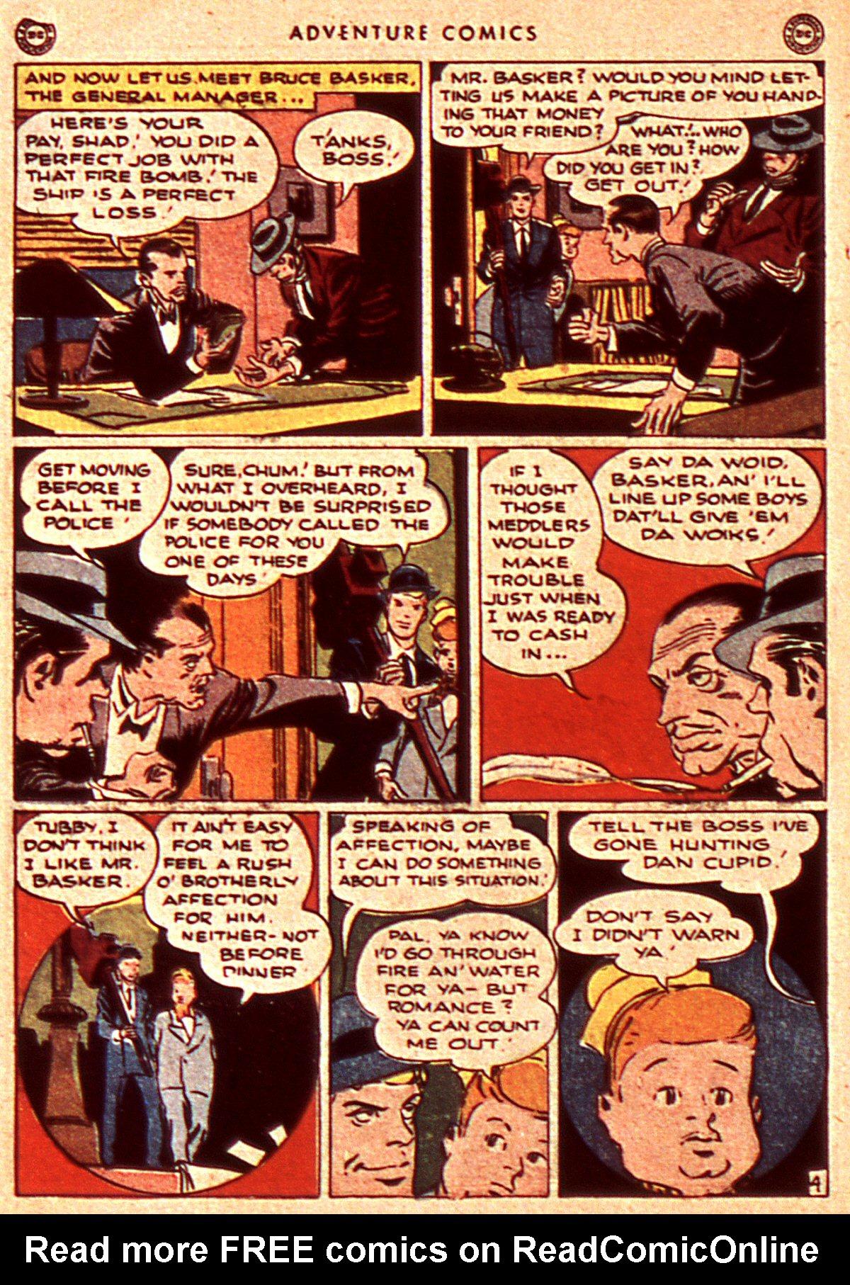Read online Adventure Comics (1938) comic -  Issue #106 - 24