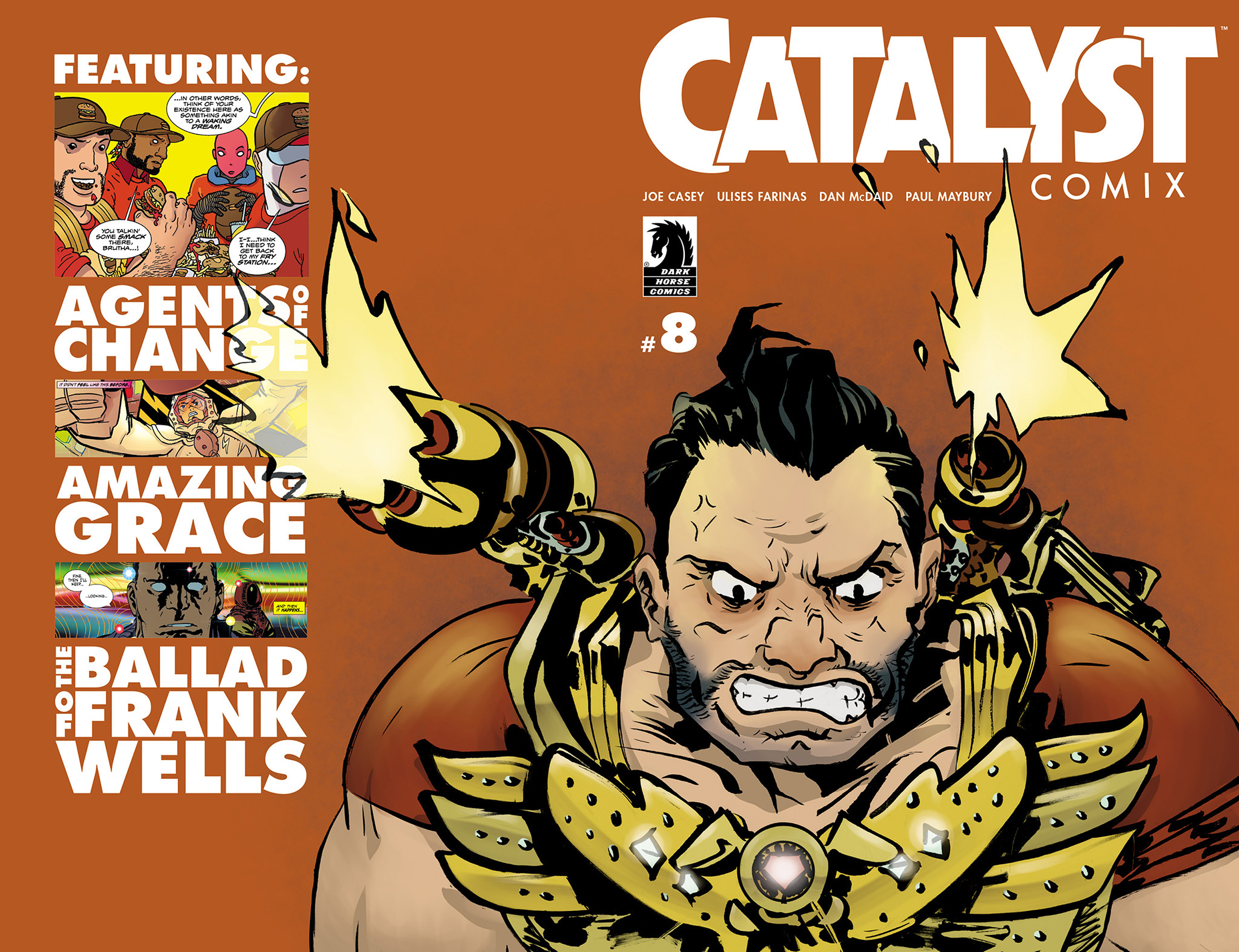 Read online Catalyst Comix comic -  Issue #8 - 2