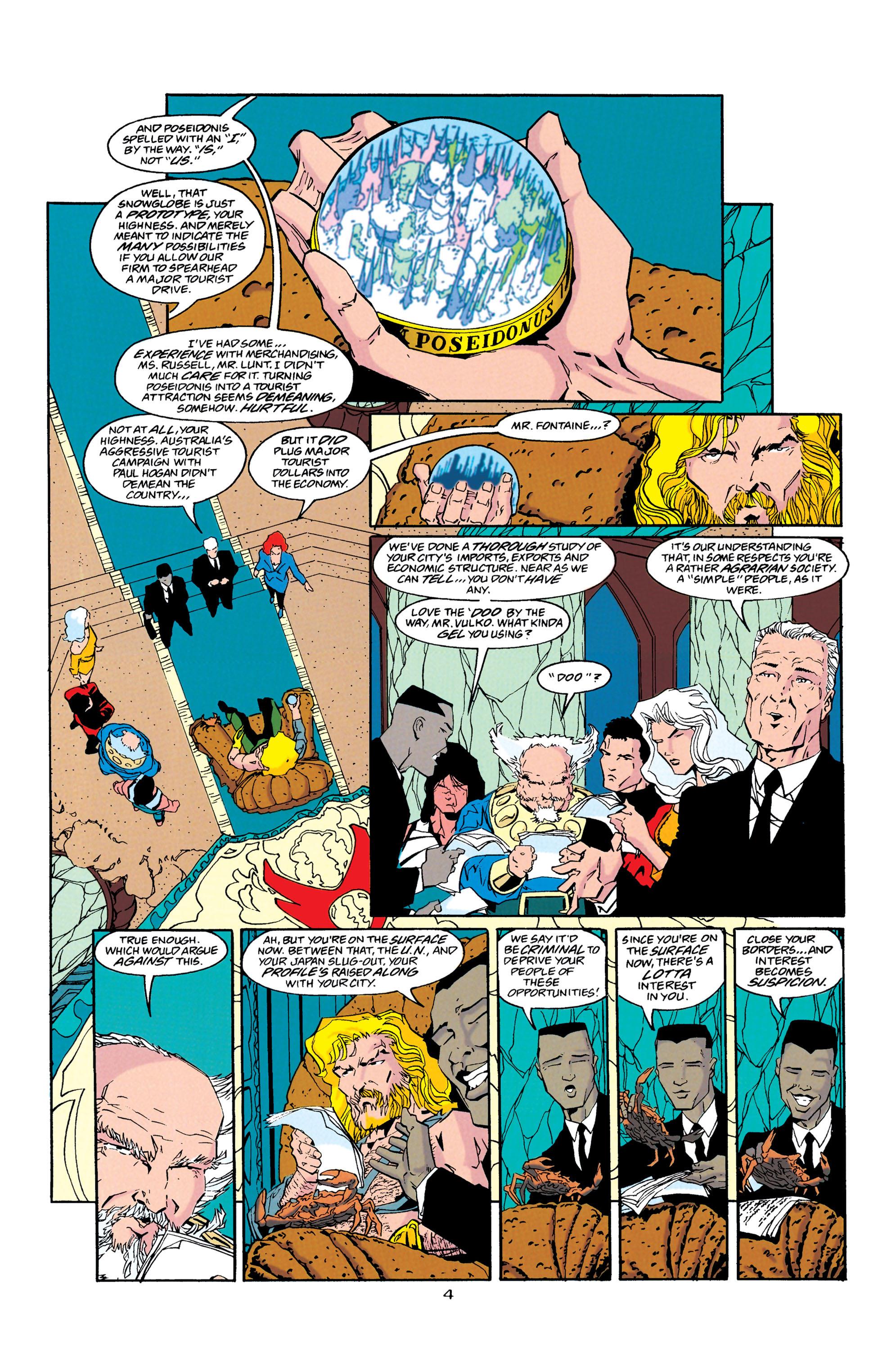 Read online Aquaman (1994) comic -  Issue #38 - 5