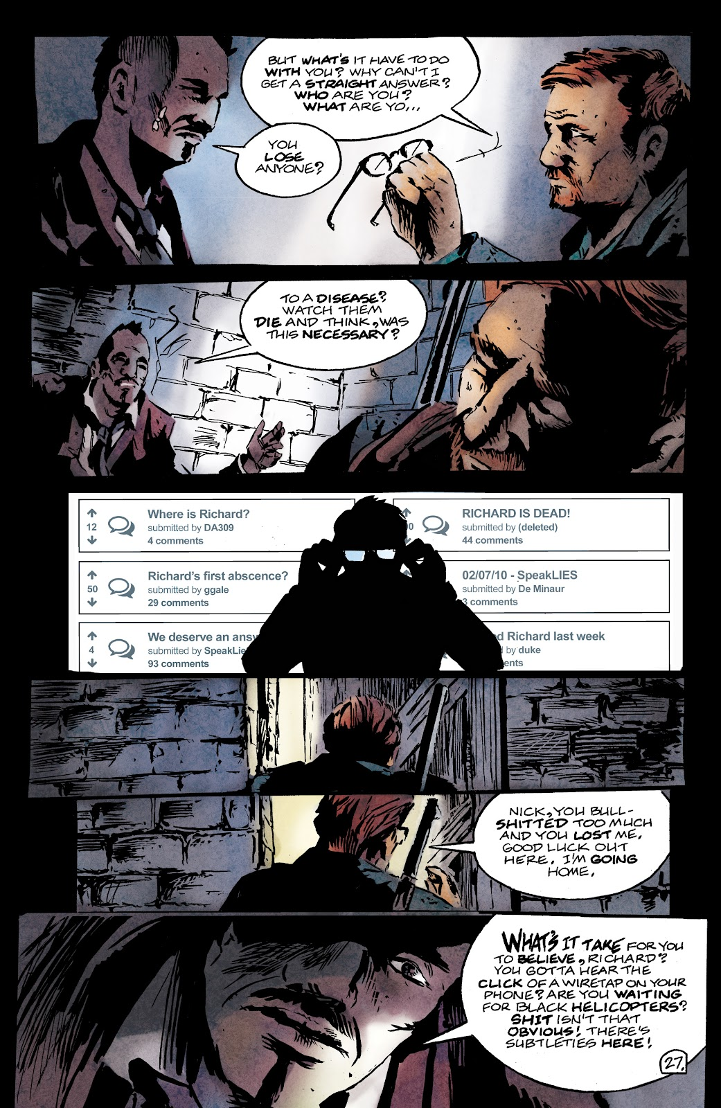 Read online Nobody Is In Control comic -  Issue #1 - 30