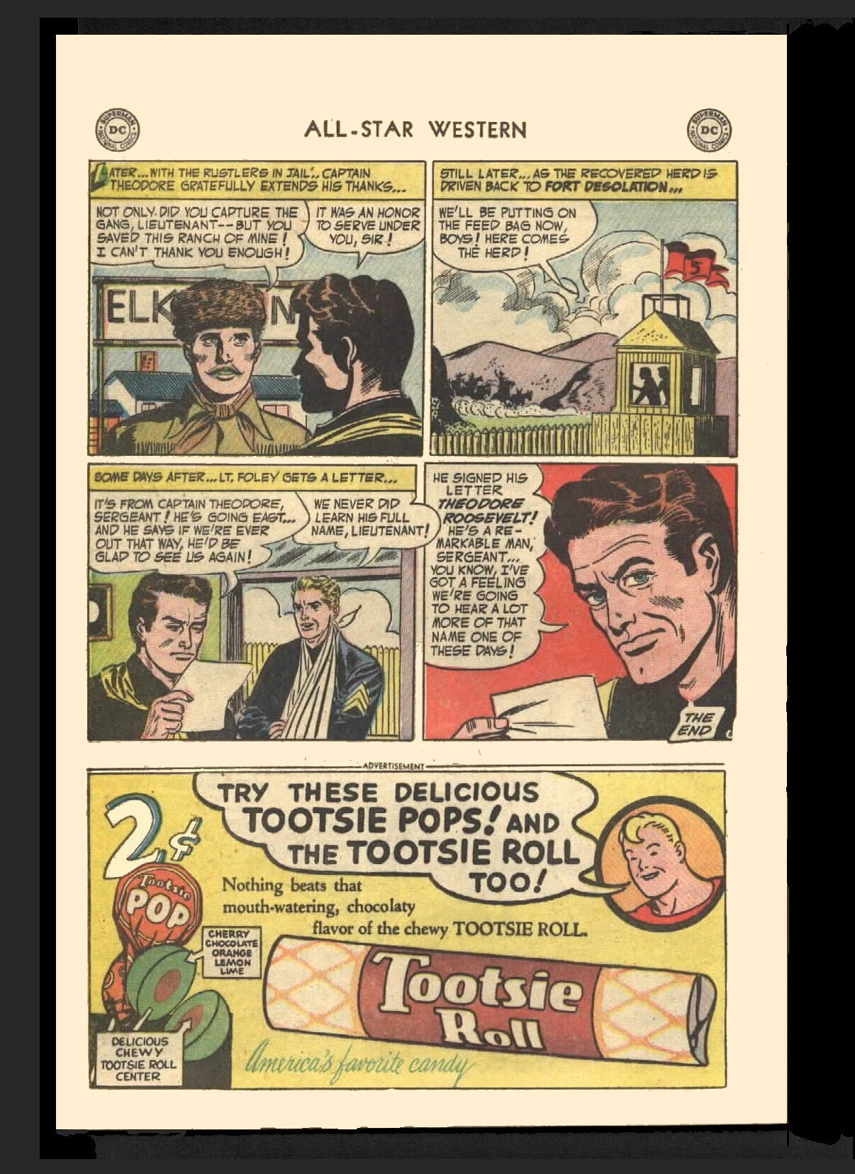 Read online All-Star Western (1951) comic -  Issue #72 - 24