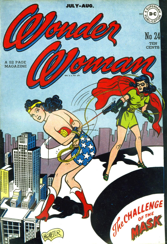 Read online Wonder Woman (1942) comic -  Issue #24 - 1