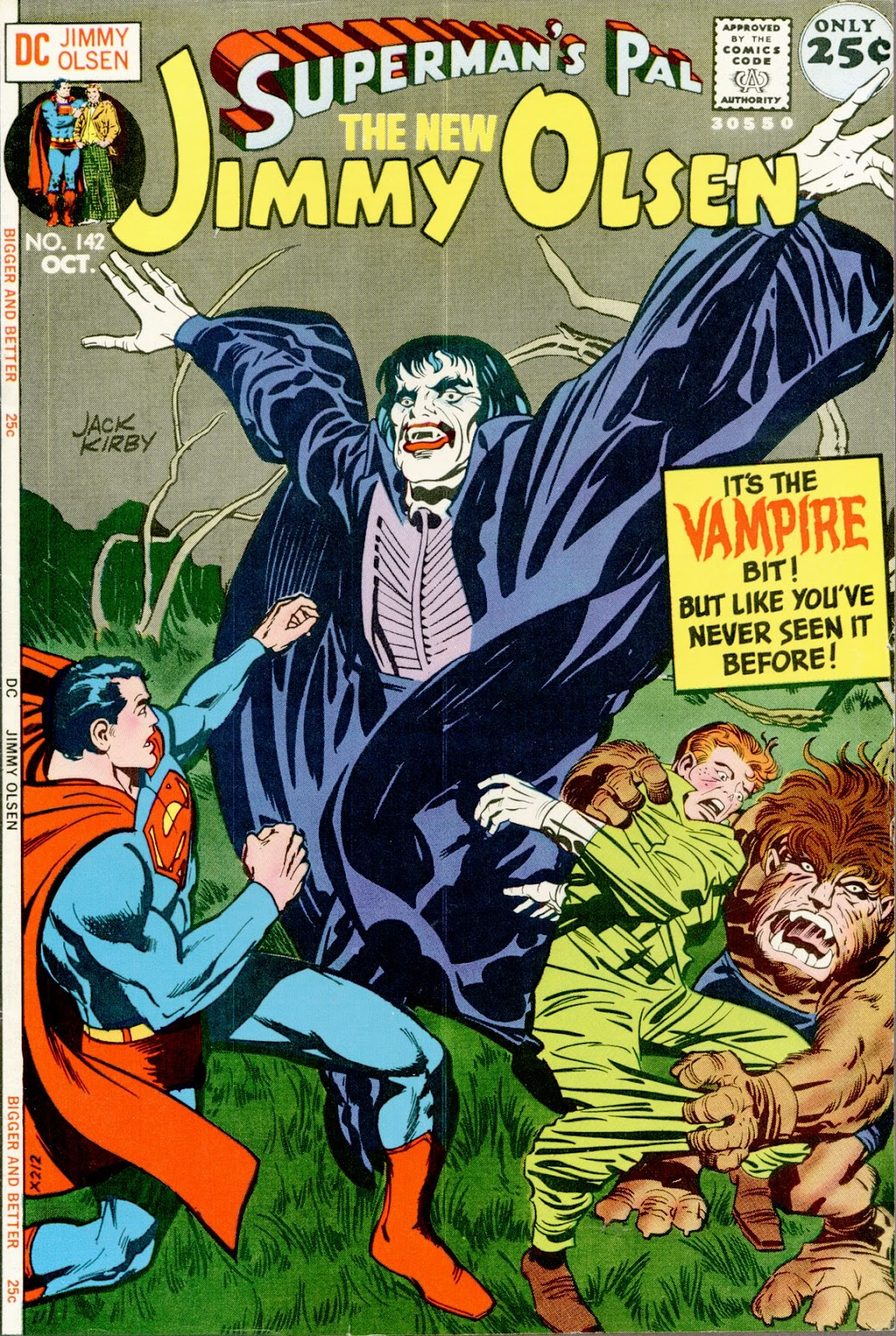 Supermans Pal Jimmy Olsen (1954) 142 Page 1