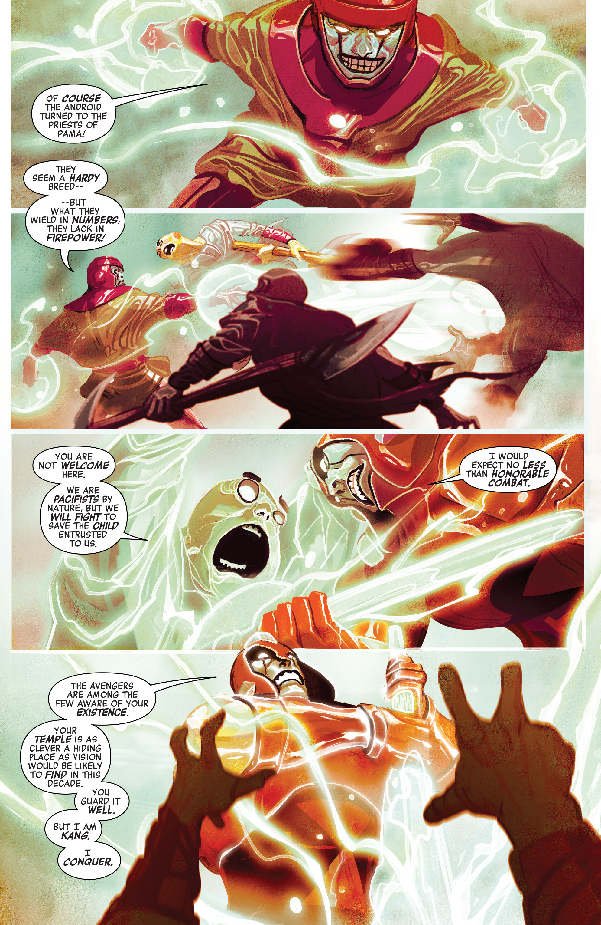 Read online Avengers (2016) comic -  Issue #2 - 14