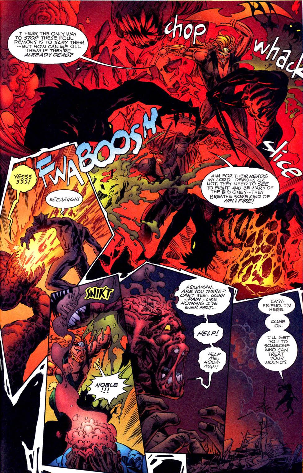 Read online Aquaman (1994) comic -  Issue #61 - 16