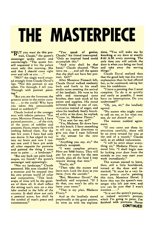 Read online Amazing Adventures (1961) comic -  Issue #3 - 7
