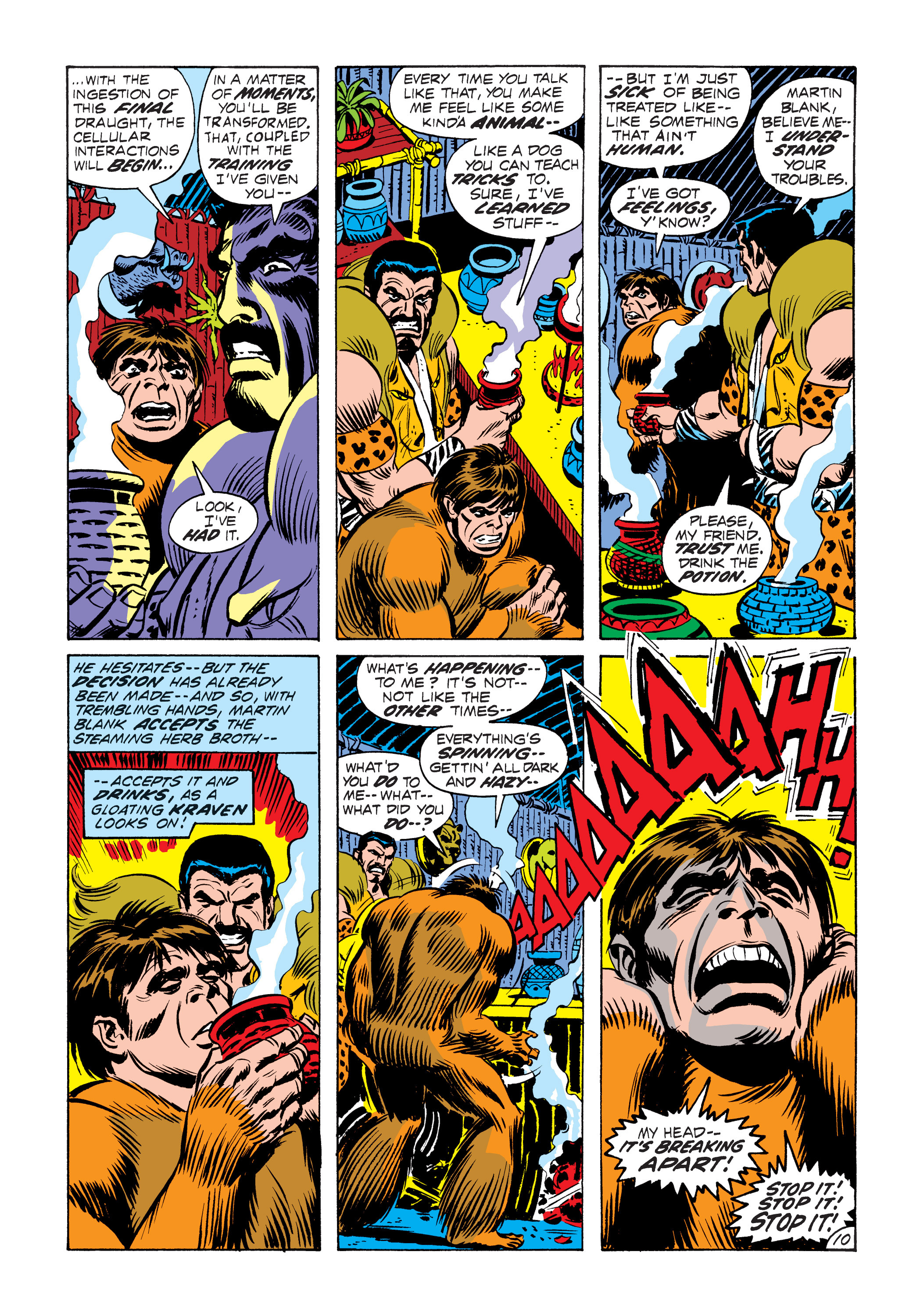 The Amazing Spider-Man (1963) 111 Page 10