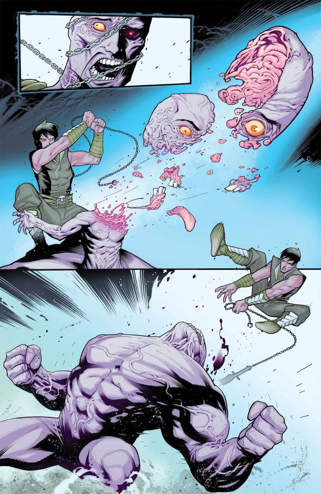 Read online Reaper comic -  Issue #2 - 40
