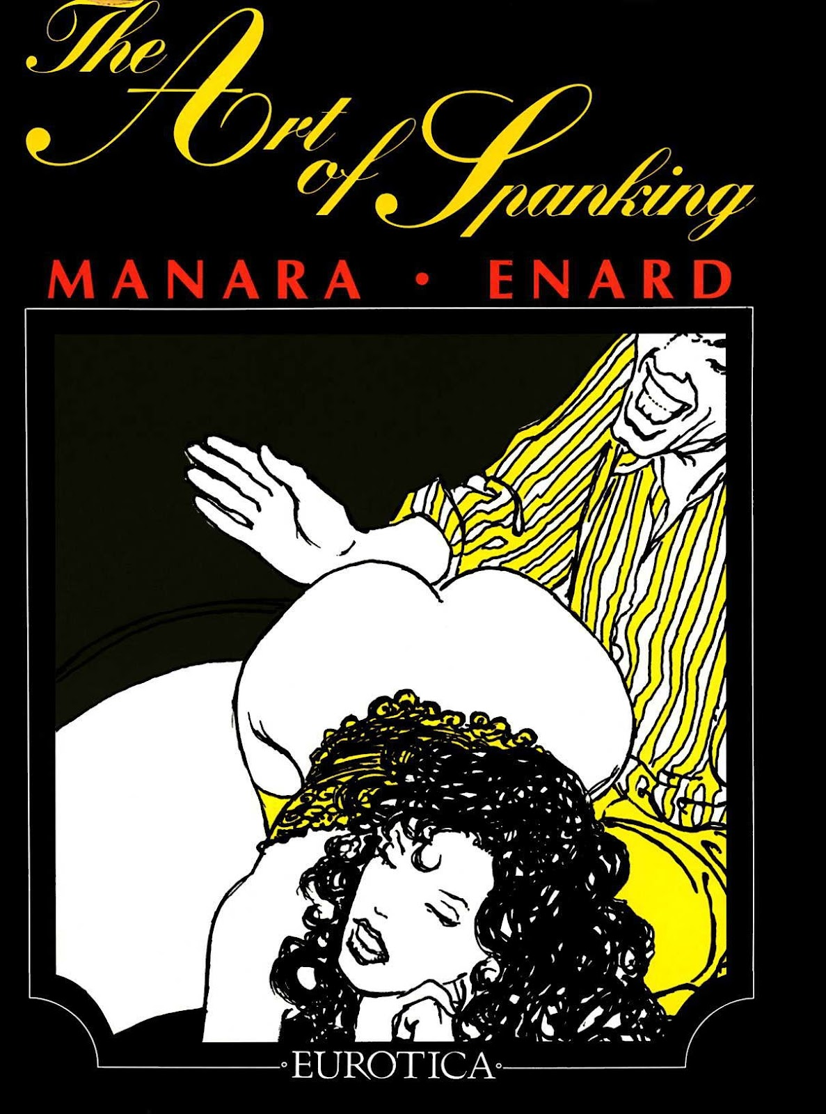 Read online The Art of Spanking comic -  Issue # TPB - 1