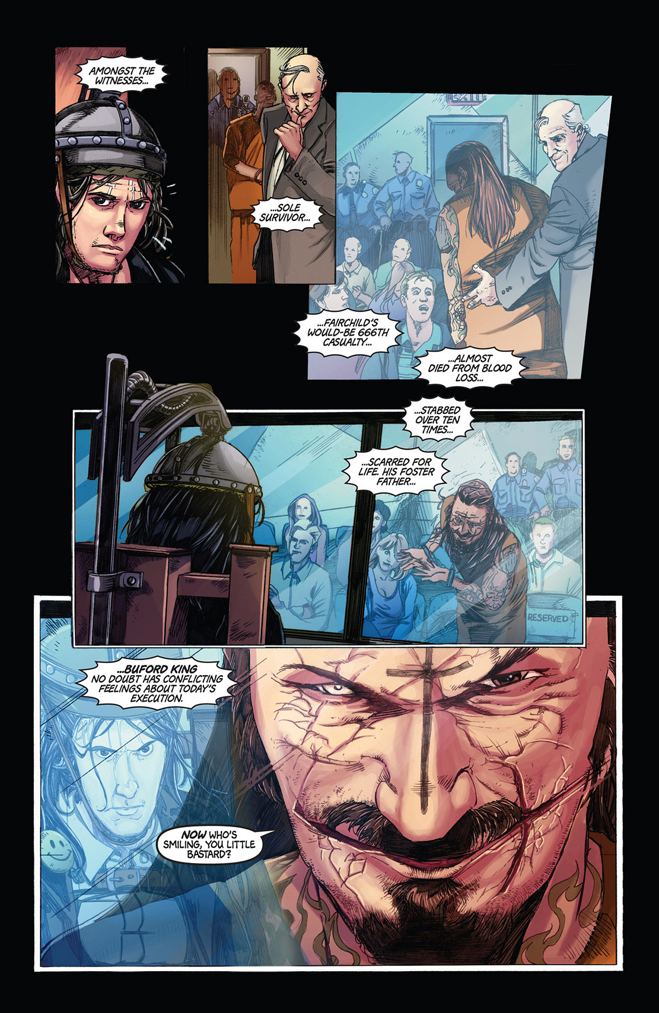 Read online Prophecy comic -  Issue #4 - 28
