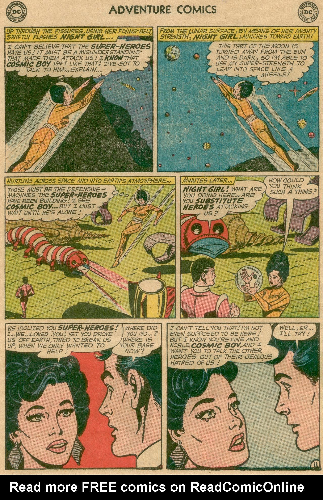 Read online Adventure Comics (1938) comic -  Issue #311 - 12