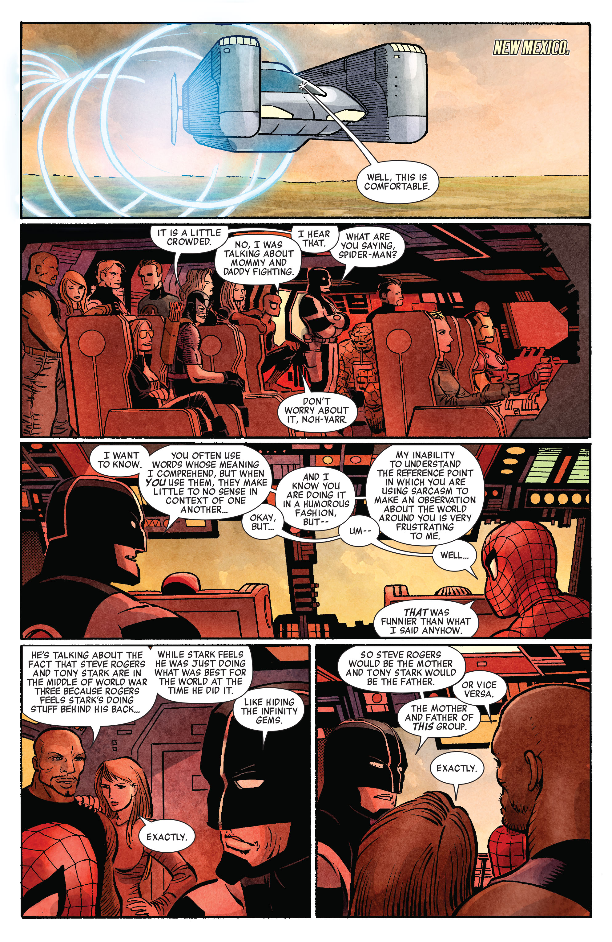 Read online Avengers (2010) comic -  Issue #10 - 16