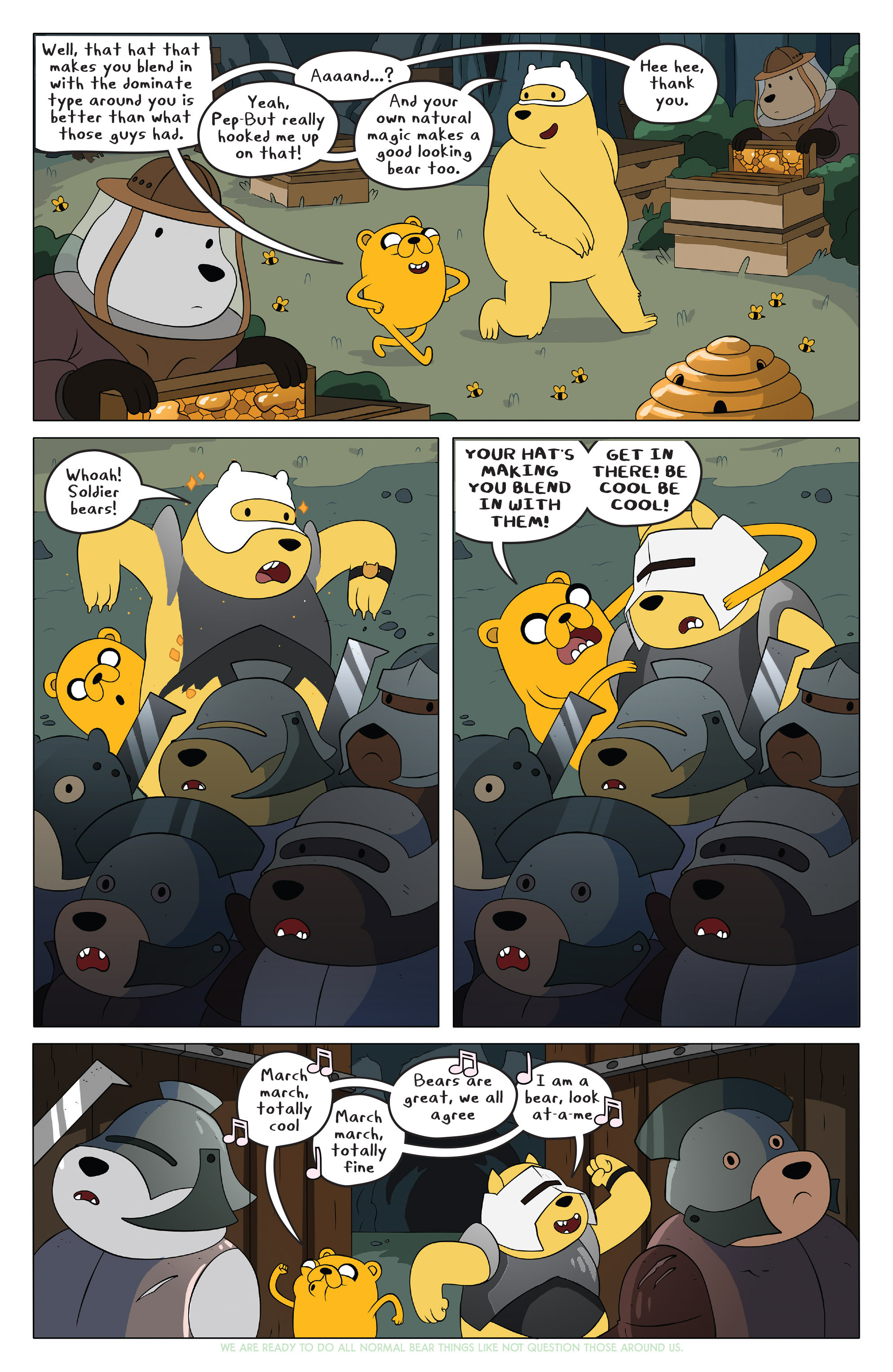 Read online Adventure Time comic -  Issue #42 - 8