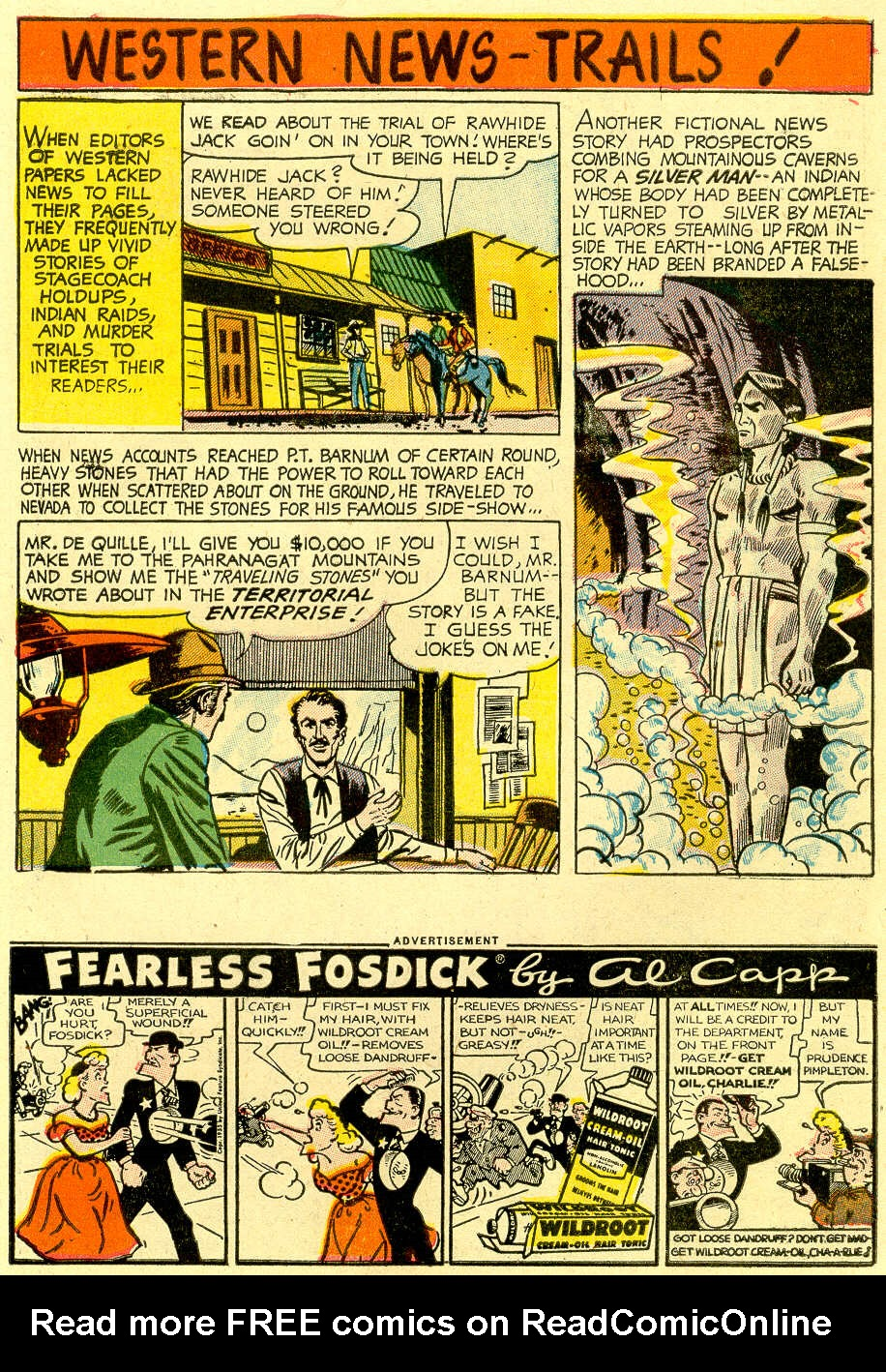 Read online All-Star Western (1951) comic -  Issue #83 - 27
