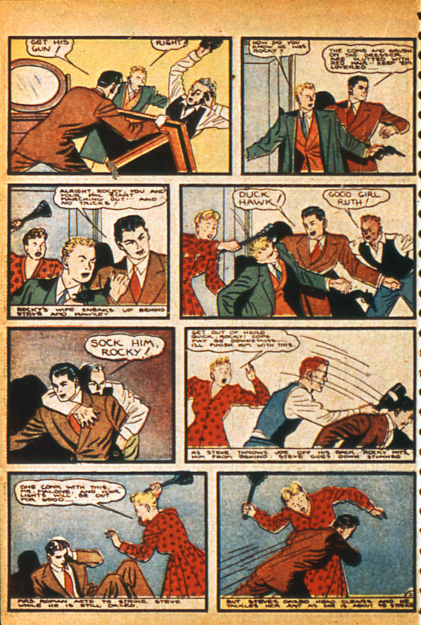 Read online Detective Comics (1937) comic -  Issue #36 - 32