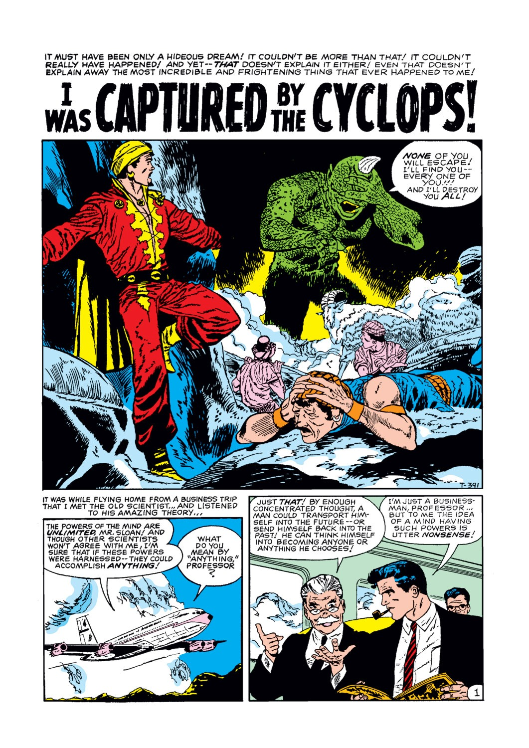 Tales of Suspense (1959) issue 6 - Page 8