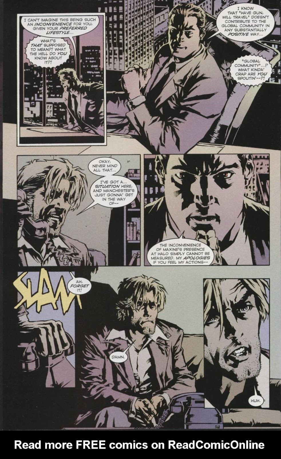 Wildcats (1999) _Annual 2000 #1 - English 18