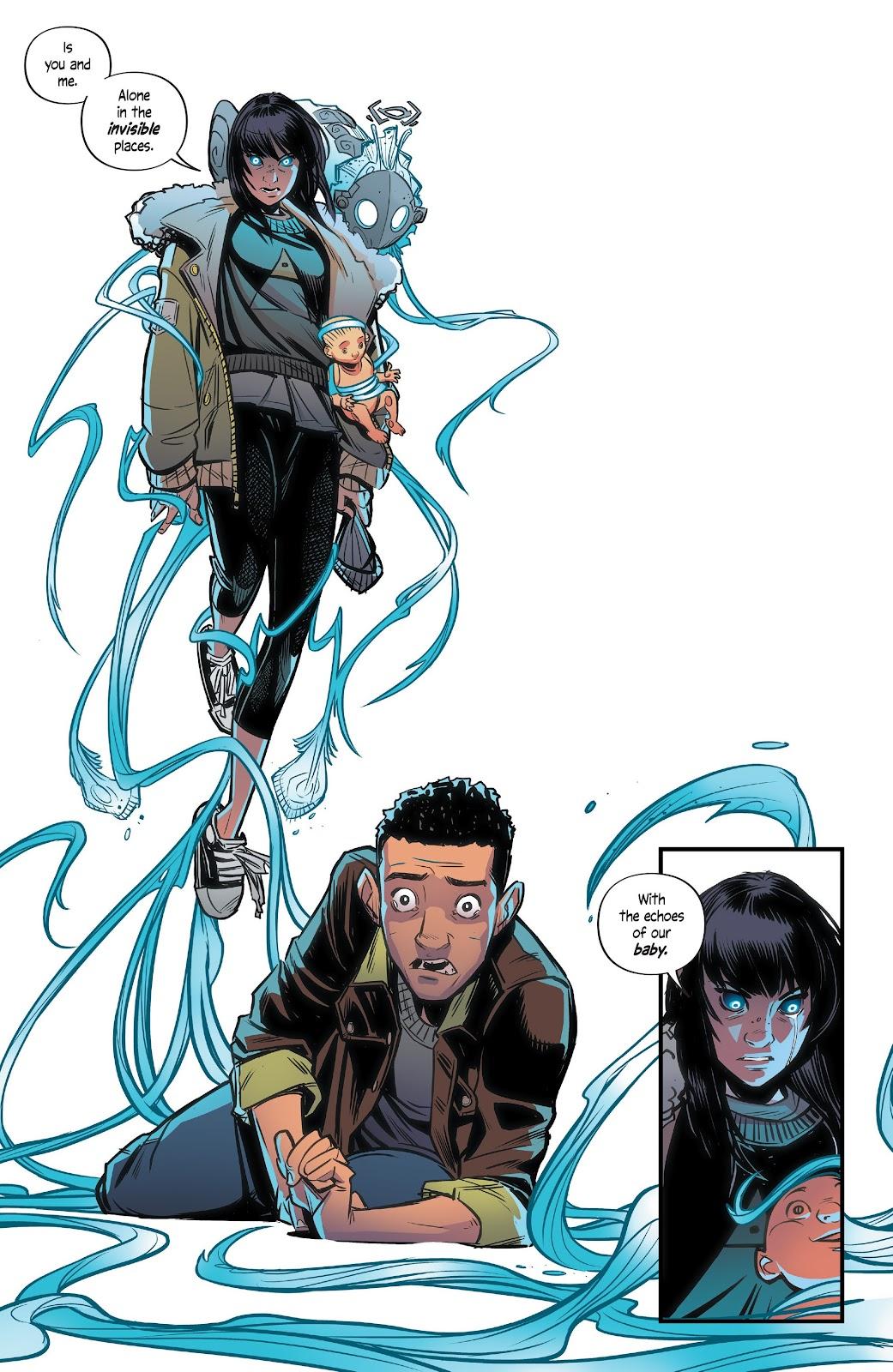 Read online Alienated comic -  Issue #3 - 12
