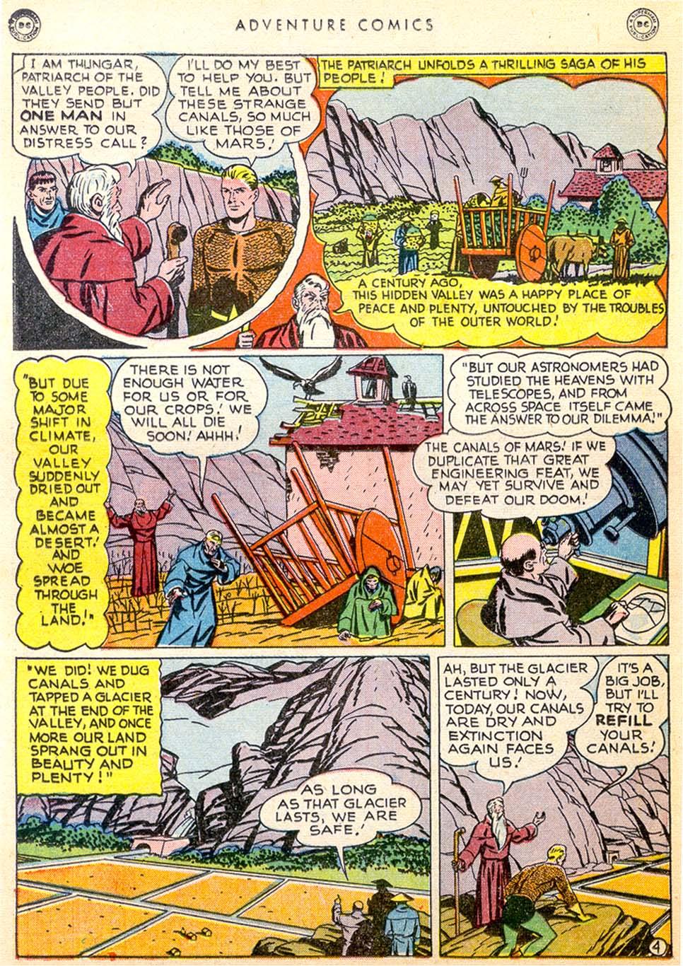 Read online Adventure Comics (1938) comic -  Issue #144 - 30